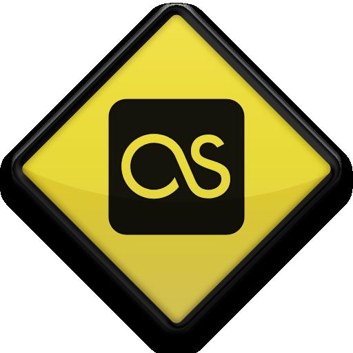 Lastfm, Logo, Square Icon