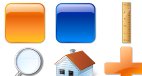 Vista Style Base Software Icons
