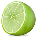 Fruit, Lemon, Lime Icon