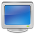 Monitor, Screen Icon