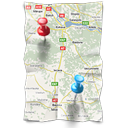 Directions, Gps, Location, Map Icon