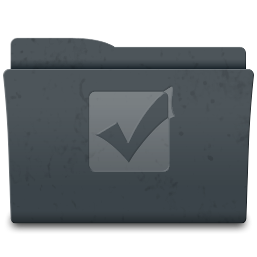 Folder, Todos Icon