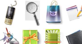 Lovely website Icons