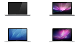MacBook Pro Icons