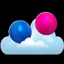 Cloud, Flickr Icon