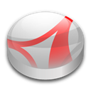 Adobe, Puck, Reader Icon