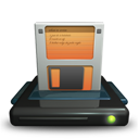 3d, Drive, Floppy Icon