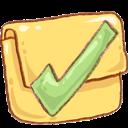 Finished, Folder Icon