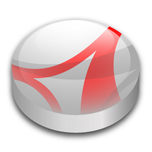 Adobe, Puck, Reader Icon