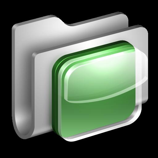 Folder, Icons, Ios, Metal Icon