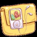 Folder, Ipod, Music Icon