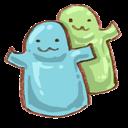 Alt, Messenger Icon