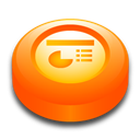 Microsoft, Office, Powerpoint, Puck Icon