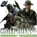 Modern, Warfare Icon
