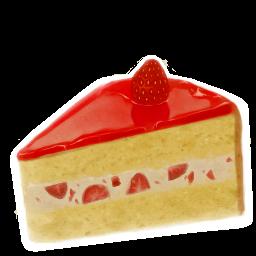 Pie, Strawberry Icon