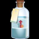 Bottle, Designbump Icon
