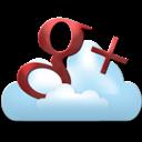 Cloud, Google, Plus Icon