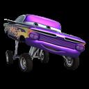 Cars, Ramone Icon