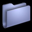 Blue, Folder, Generic Icon