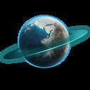 Earth, Explorer, Internet Icon