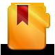 Files, Orange Icon