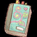Alt, Notebook Icon
