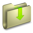Downloads, Folder Icon