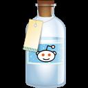 Bottle, Reddit Icon