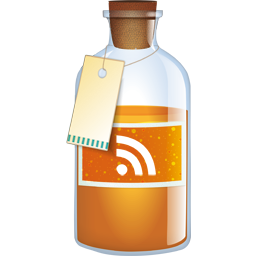 Bottle, Rss Icon