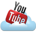 Cloud, Youtube Icon