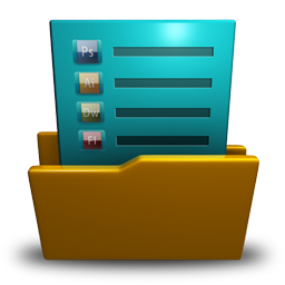 List, Programs Icon