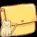 Cat, Folder Icon