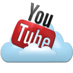 Cloud, Youtube Icon
