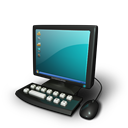Computer, Dock, My Icon