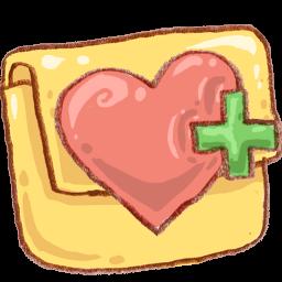 Favheart, Folder Icon