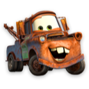 Cars, Mater Icon