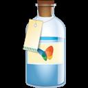 Bottle, Msn Icon