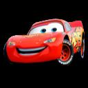 Cars, Lightning, Mcqueen Icon