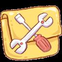 Customize, Folder Icon