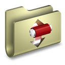 Folder, Torrents Icon
