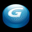 Globe, Im, My, Puck Icon