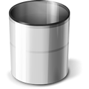 Can, Empty, Silver, Trash Icon