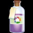 Bottle, Picasa Icon
