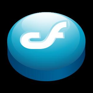 Coldfusion, Macromedia, Puck Icon