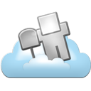 Cloud, Digg Icon