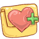Favheart, Folder Icon