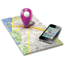 Iphone, Map Icon