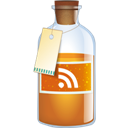 Bottle, Rss Icon