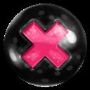Ball, x Icon
