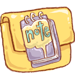 Folder Note Icon Download Free Icons